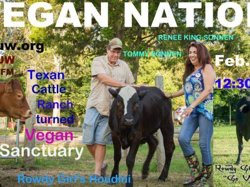 Vegan Nation 3 Part Interview